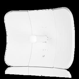 Ubiquiti airMAX LiteBeam AC 5 GHz Long-Range Station, 450+ Mbps Throughput, 26dBi Gain, 2x2 MIMI Antenna, airOS 8