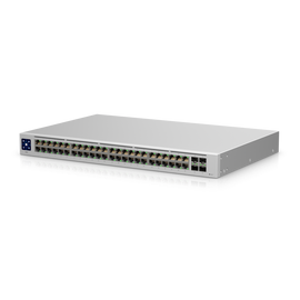 Ubiquiti UniFi 48 port Managed Gigabit Layer2 & Layer3 switch - 48x Gigabit Ethernet Ports 4x SFP Port Touch Display