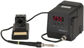 60W ESD Safe Soldering Station with LED Temperature Display