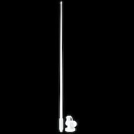 Uniden VHF 1.8m Antenna & Fold-down Base