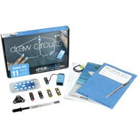 Draw Circuits Circuit Scribe Basic Kit