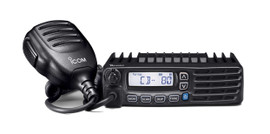 ICOM IC-410PRO 80 CH UHF CB TWO WAY RADIO