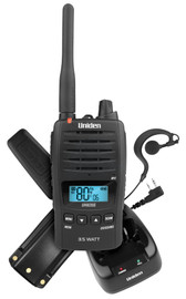 UNIDEN UH835S 3.5W UHF WATERPROOF HANDHELD