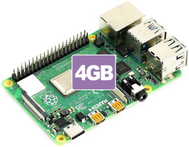 Raspberry Pi 4 Model B 4GB [IN STOCK]