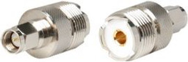 UHF SOCKET SO239 TO SMA PLUG PACK OF 5