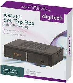 1080p HD Set Top Box with USB Recording