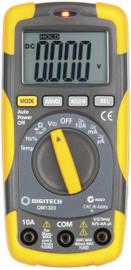 Cat III Multimeter with Temperature
