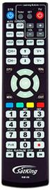 Satking DVBS2-800CA DVBS2-980CA RM-06 VAST Satellite Remote Control