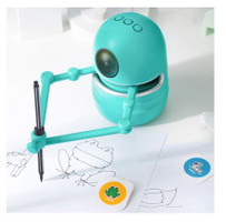 """Meet """"Quincy""""- The2-Axis Robotic Arm Drawing Artist"""