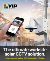 The ultimate worksite solar CCTV solution.