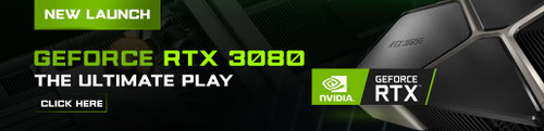 Pre-Order the RTX3080 online now!
