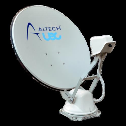 Altech UEC ST85  Self Pointing Motorised Satellite Dish Vast Foxtel TV Caravan