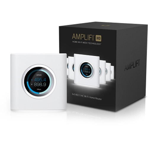 Ubiquiti AmpliFi High Density HD Home Wi-Fi Router