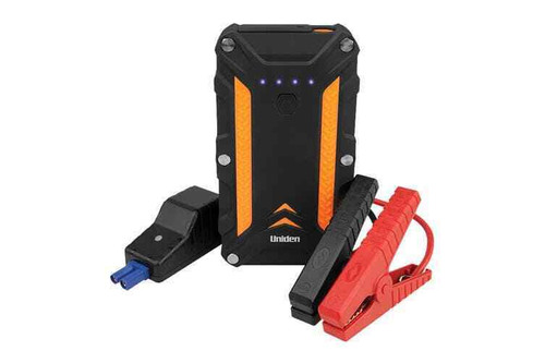 Uniden UPP1000 Waterproof Emergency Power Booster Jump Starter Kit 12v