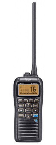 ICOM IC-M91D / ICM91D WATERPROOF IPX7 GPS DSC NOISE CANCELLING VHF MARINE RADIO