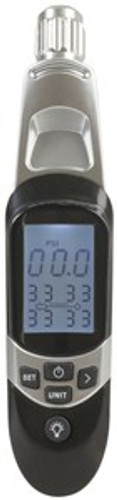Tyre Pressure Tester with Deflator 5-100PSI