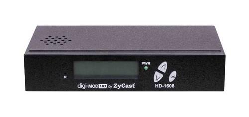 HD-1608 SINGLE INPUT HDMI RF Digital DVB-T Modulator MPEG-4 NO IR NO HDMI LOOP