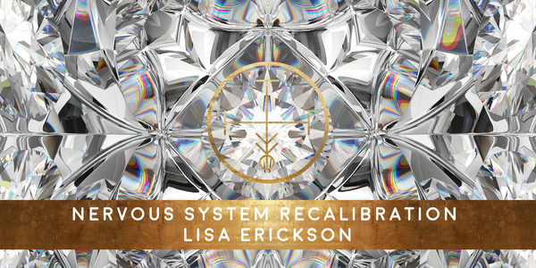 """This is a self-inspired Nervous System Recalibration. Like all my """"medicine"""" it is solution-oriented. What I needed didn't exist so I created it. This audio is interactive. And meant to be used in conjunction to work with a Magick Elixir for Conductivity & Transformation."""