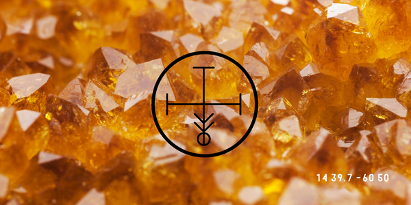Citrine- a little sunshine for your soul.