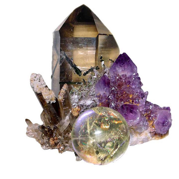 GEMSTONES AND PRECIOUS MINERALS