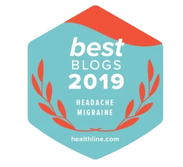 BEST HEADACHE & MIGRAINE BLOGGER FOR 2019