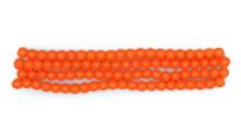 8mm Bio Eggs - Orange - 100ish per pack
