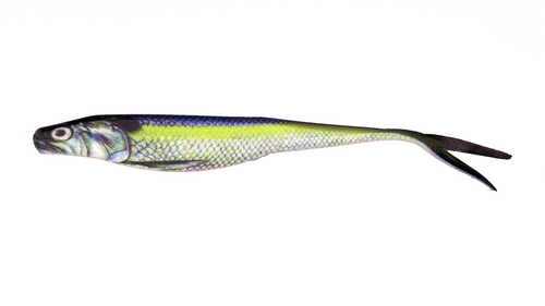 "BioBait DNA - 5"" Switchback - Sexy Shad - 6 per pack"