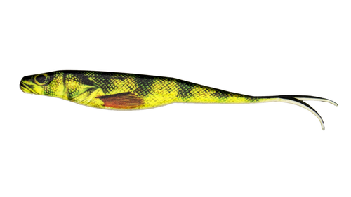 "BioBait DNA - 5.00"" Switchback - Yellow Perch - 6 per pack"