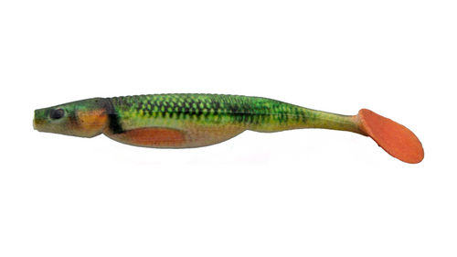 "BioBait DNA - 3.75"" Swim Bait - Redtail Chub  - 6 per pack"