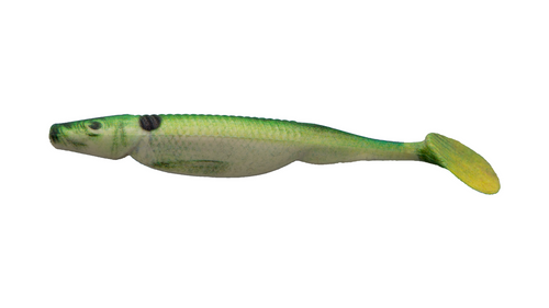 "BioBait DNA - 3.75"" Swim Bait - Alewife - 6 per pack"