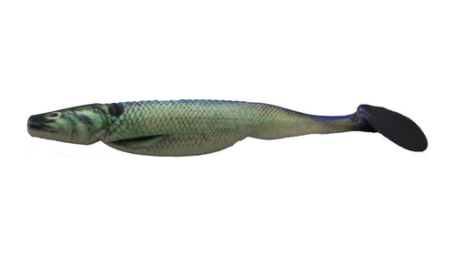 "BioBait DNA - 3.75"" Swim Bait - Gizzard Shad - 6 per pack"