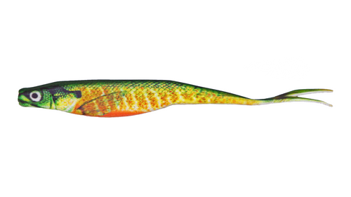 "BioBait DNA - 5"" Switchback - Sunfish - 6 per pack"