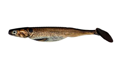 "BioBait DNA - 3.75"" Swim Bait - Arkansas Shiner  - 6 per pack"