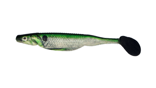 "Bio Bait DNA - 3.75"" Swim Bait - Greenback Shad  - 6 per pack"