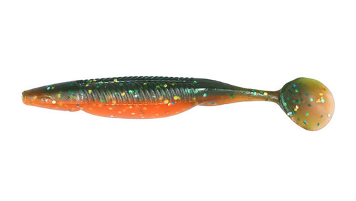 "3.75"" Swim Bait - Perch Gill - 6 per pack"