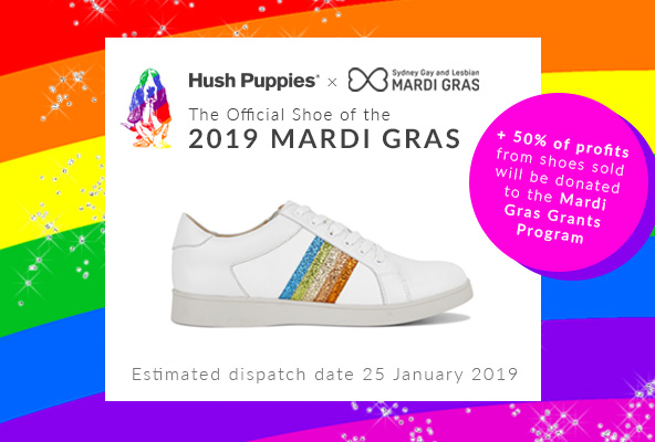 Pre-Order Mardi Gras Shoe