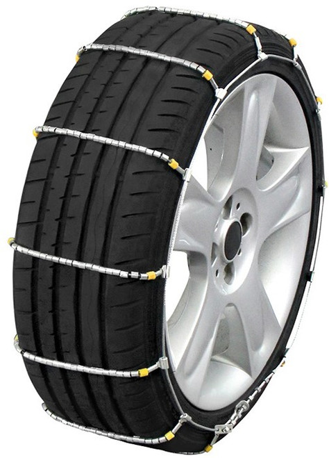 Quality Chain 1018 - Cobra Passenger Cable Tire Chains