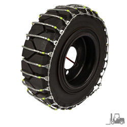 Forklift Tire Chains