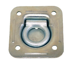 Recessed D Ring Plates & Pan Fittings