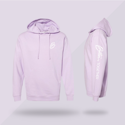 Better Together Signature Hoodie image