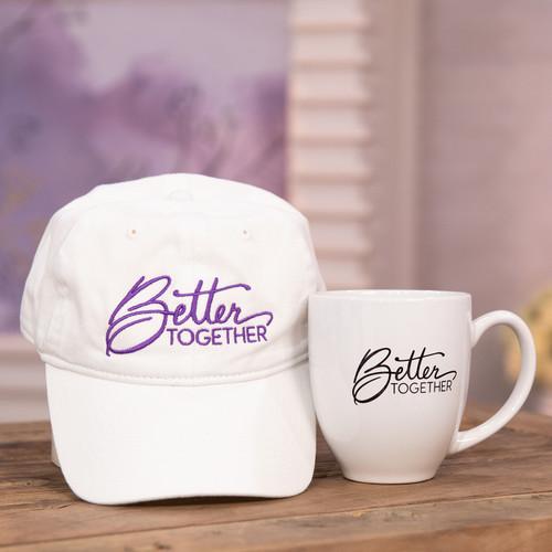 Signature Mug & Hat  Bundle (White)