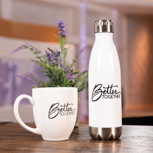 Signature Mug & Water Bottle Bundle