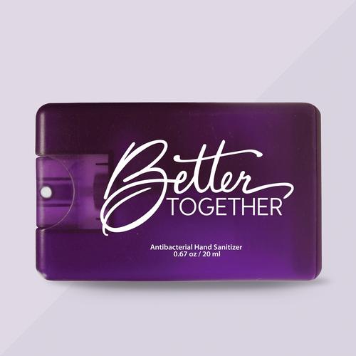 Better Together Hand Sanitizer