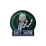 Shit Show Shot Show Rick Embroidered Patch by Bad Attitude Dept
