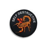 Patch - Self Destructive Scorpion at Bad Attitude Dept
