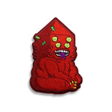 Patch - Golb at Bad Attitude Dept