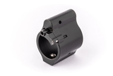 "Superlative Arms Adjustable Gas Block - .750"" - Nitride  - Optional Logo"