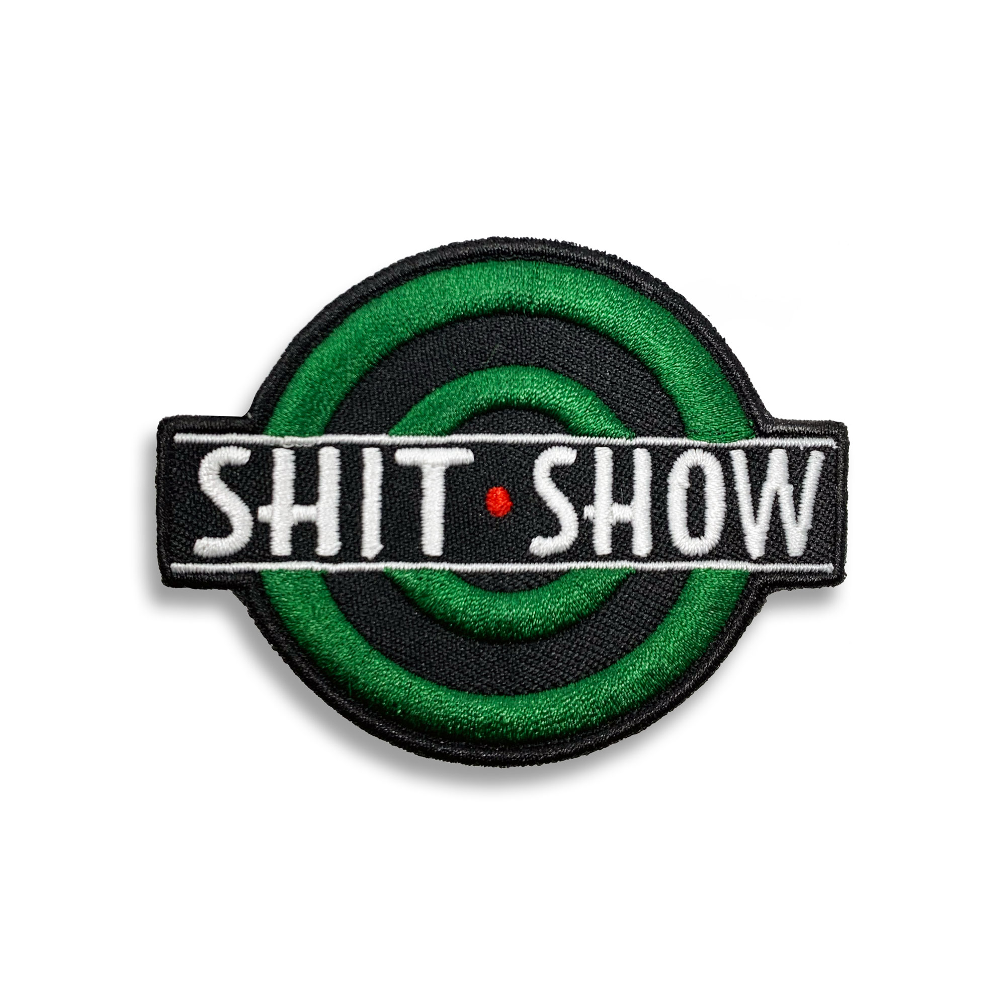 Patch - SHIT Show by Bad Attitude Dept