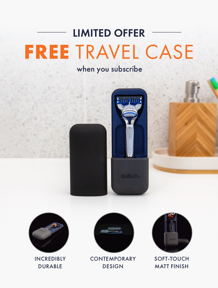 free travel case mobile banner