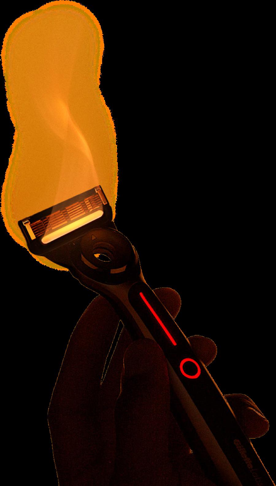 Heated Razor